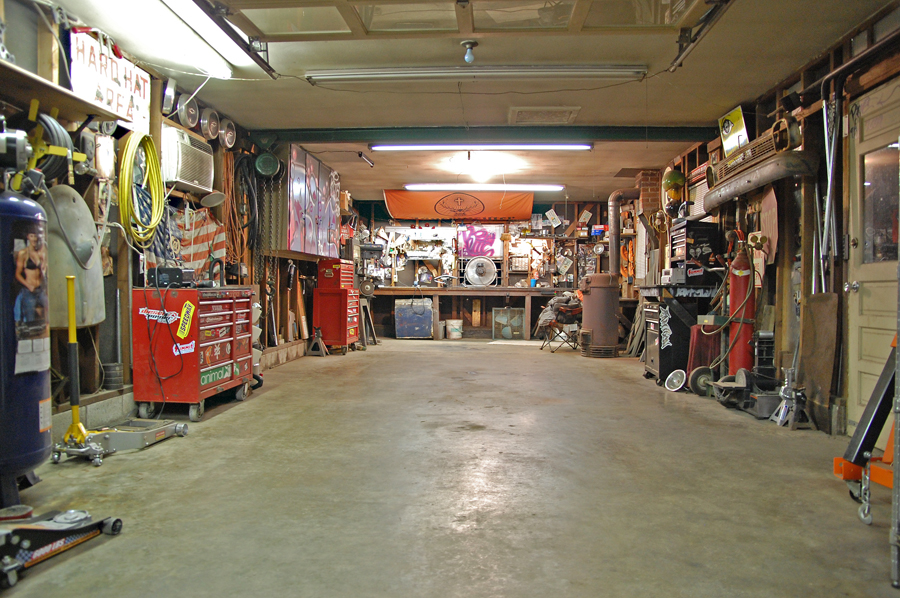 Picture - Coulter Manard - Nuff Said - Oklahoma Garage Built